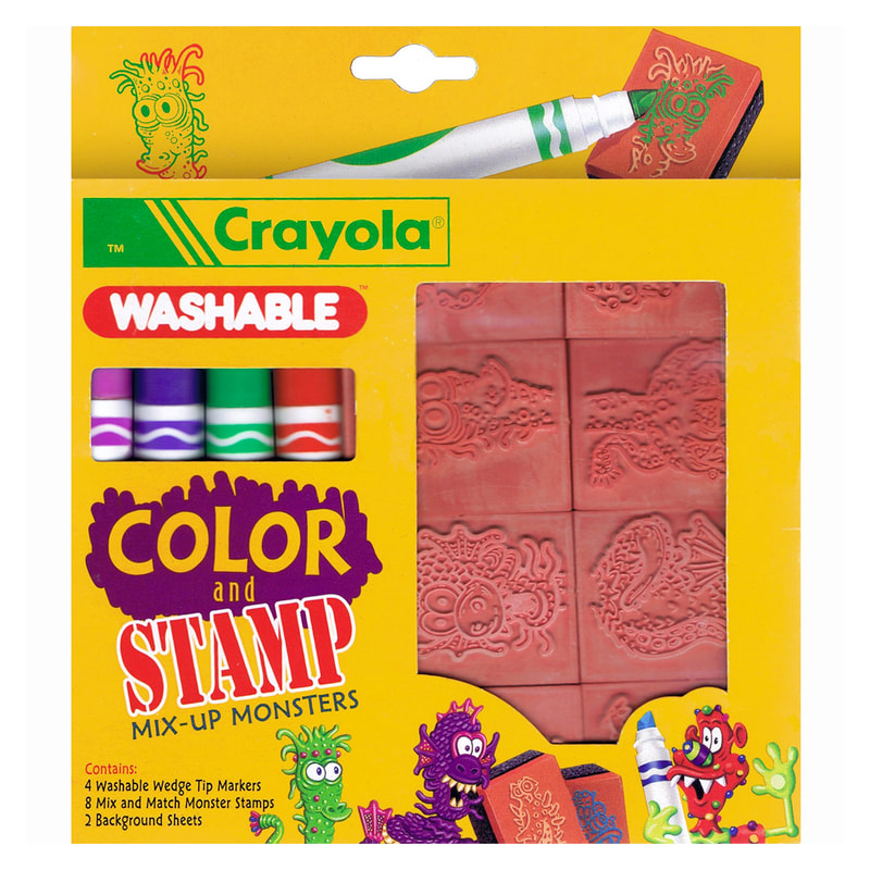 Package for Crayola's